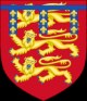 Arms of Henry Plantagenet, Earl of Leicester and Lancaster